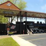 C&NWRY Locomotive