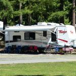 Spacious Full Service RV site