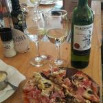 Piza E Vino