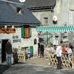 Café Saint Germais en été