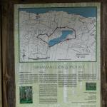 Trail around the small lake