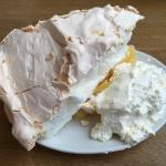 Awesome lemon meringue pie !
