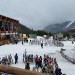 Foto de Sunshine Mountain Lodge