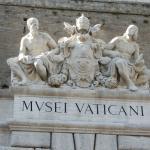 Entrance to Vatican