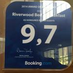 Foto de Riverwood Bed & Breakfast