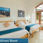 Beachfront Double Room