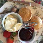 Photo de Green Pig Farm Tea Rooms
