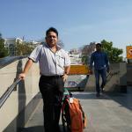 Rajiv Chowk Metro Station at CP