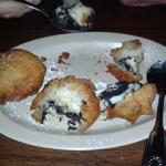Made to order Fried Oreos