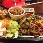 Beef Fajita at Margo'ss