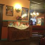 Margo's dining area