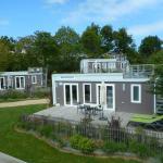 """Mobil Home """"Bahia Lodge"""""""