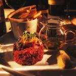 Steak Tartare with Cognac