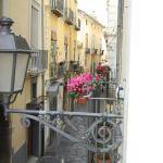 vista sui balconcini di via Duomo
