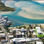Aerial View of Cotton Tree