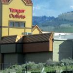 Tangier Outlets, Park City, Utah