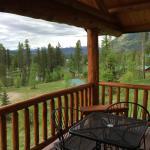 Foto de Glacier Outdoor Center Cabins