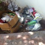 Más basura