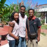 Jao et son épouse