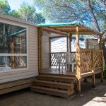 New Mobil Homes Camping Santa Elena