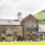 The King's Head Inn beneath Roseberry Topping