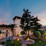 Panoramica sul Castello Marcantonio