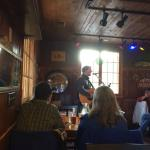 Pete Kavanaugh entertaining at the Pub May16, 2015