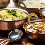 Lamb Rogan Josh with Saffron Rice