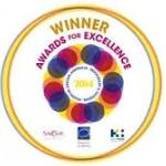 Awards of Excellence National Winner 2014.
