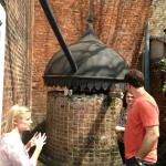 Gallier House cistern