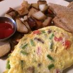 Flavorless Omelete