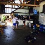 Foto de Blue Ribbon Dive Resort