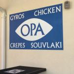 Фотография Opa Gyros and Crepes
