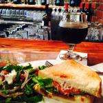 Not your Mother's BLT with our Josiahs Revenge Imperial Stout