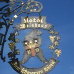 Hotel & Weinhaus Zum Schwarzen Bären Foto