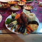 Grill-Platter