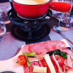 Foto de Restaurant de La Croix-Blanche