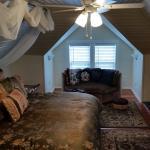 Queen's Loft Bedroom