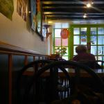 Spud-u-Like cellar dining room
