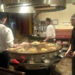 Stirfry table