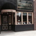 Robbie's Front Entrance