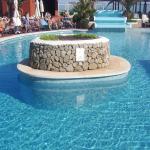 The cool pool!
