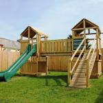 Children's play area- intended completion date- END OF JUNE2015