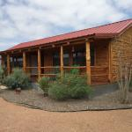 Big Bend Casitas at Far Flung Outdoor Center Foto