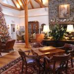 Main Lodge at Christmas