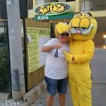 Fat Cats mascot xxx
