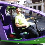 Andres &  his 'carriage'