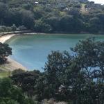 View of Matakatia Bay