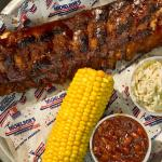 Baby Bck Ribs are our specialty!