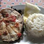 Taparasca, plato tipico amazonico
